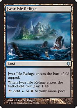 Jwar Isle Refuge