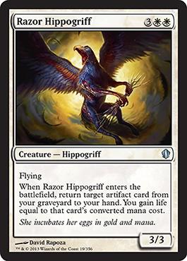 Razor Hippogriff