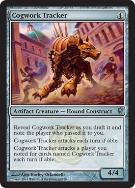 Cogwork Tracker