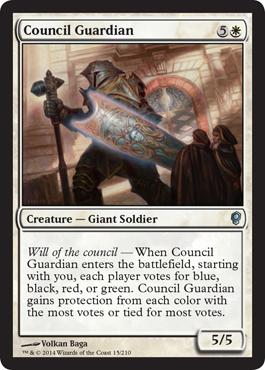 Council Guardian
