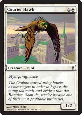 Courier Hawk
