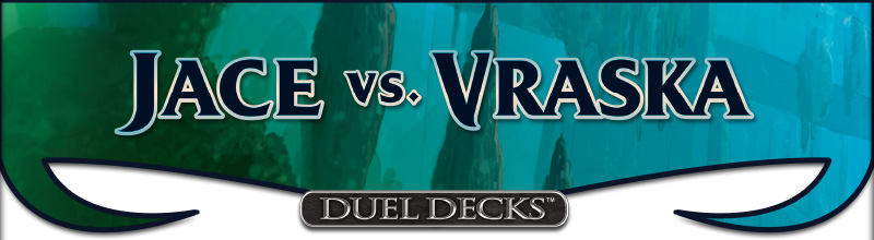 Jace vs. Vraska Duel Deck Header