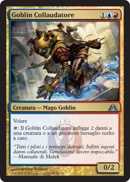 Goblin Collaudatore
