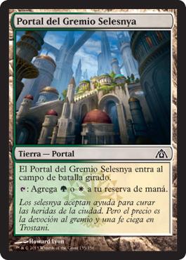 Portal del Gremio Selesnya