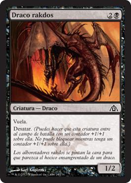 Draco rakdos