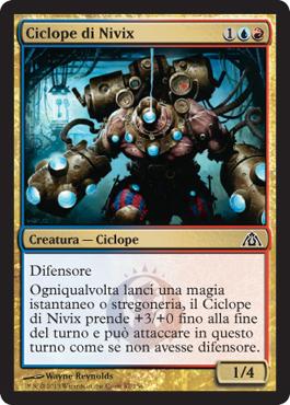 Ciclope di Nivix
