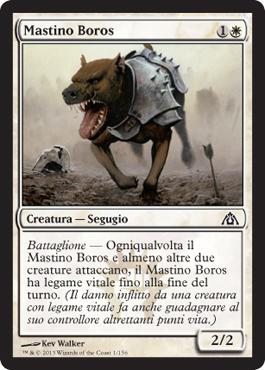Mastino Boros