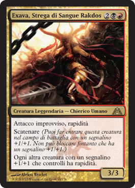 Rakdos Blood Witch