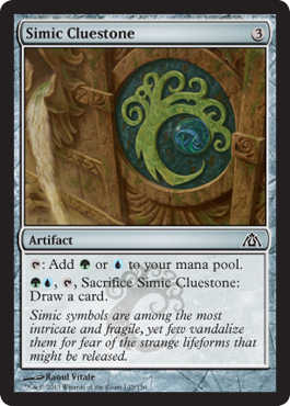 Simic Cluestone