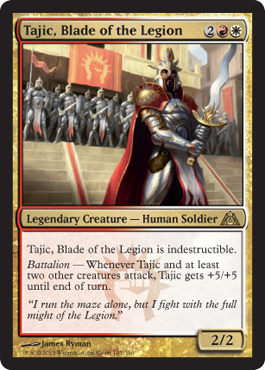 Tajic, Blade of the Legion