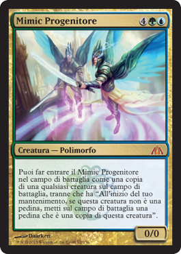 Progenitore Mimic / Progenitor Mimic