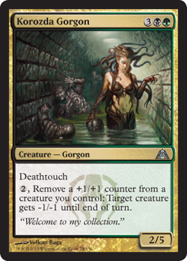 Korozda Gorgon