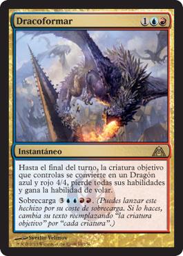 Dracoformar