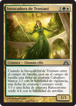 Invocadora de Trostani