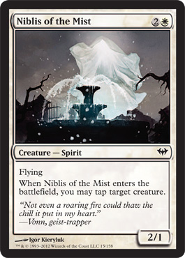 Niblis of the Mist