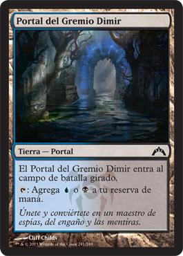 Portal del Gremio Dimir