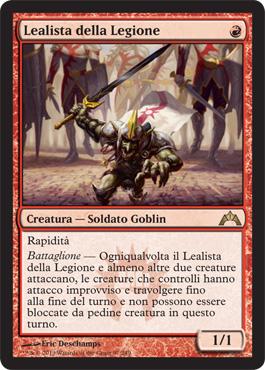 Lealista della Legione