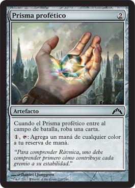 Prisma profético
