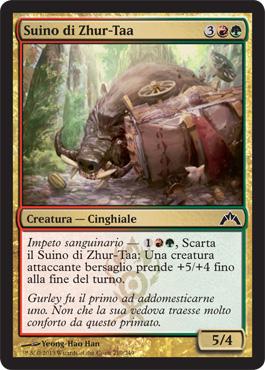Suino di Zhur-Taa