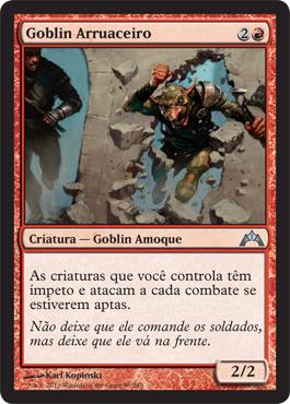 Goblin Arruaceiro