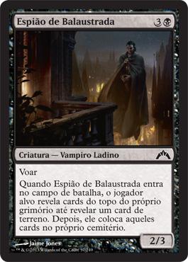 Espião de Balaustrada