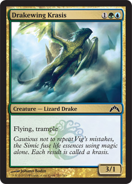 Drakewing Krasis