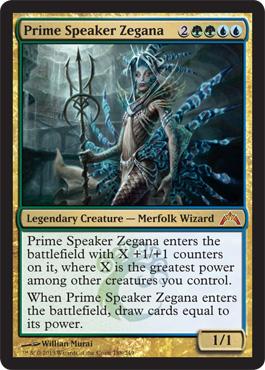 Prime Speaker Zegana