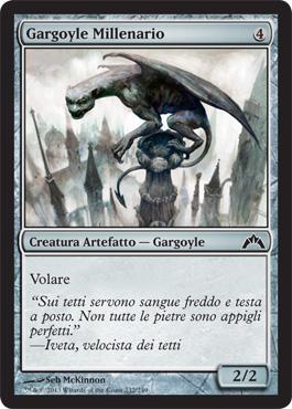 Gargoyle Millenario