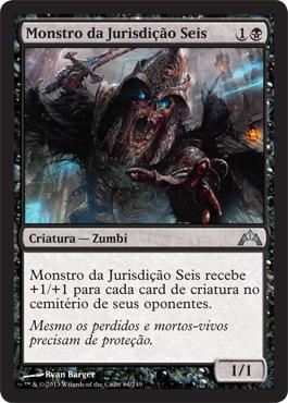 Monstro da Jurisdição Seis