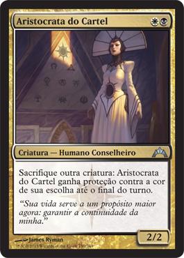 Aristocrata do Cartel