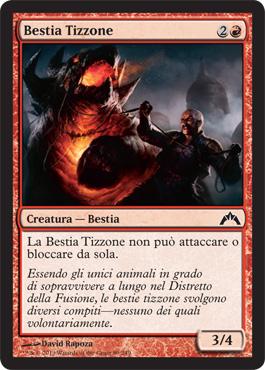 Bestia Tizzone