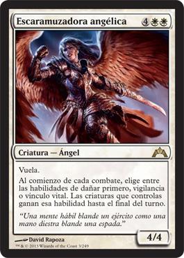 Escaramuzadora angélica
