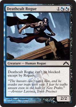 Deathcult Rogue