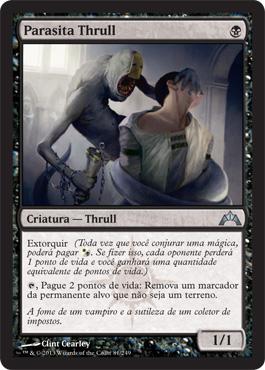 Parasita Thrull