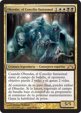 Obzedat, el Concilio fantasmal