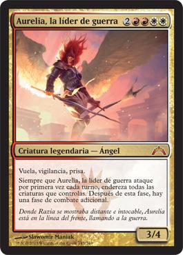 Aurelia, la líder de guerra