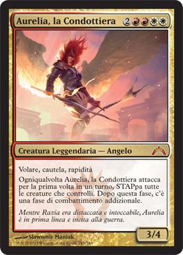 Aurelia, la Condottiera