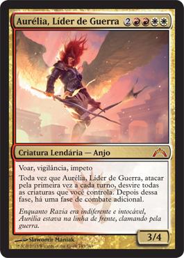 Aurélia, Líder de Guerra