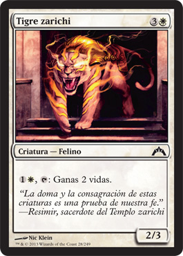 Tigre zarichi
