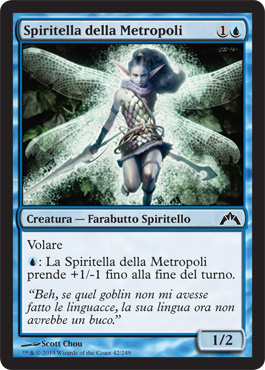 Spiritella della Metropoli