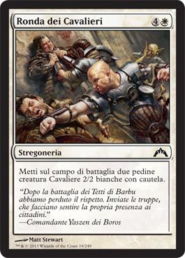 Ronda dei Cavalieri