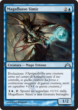 Magaflusso Simic