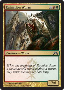 Ruination Wurm