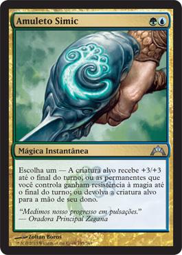 Amuleto Simic