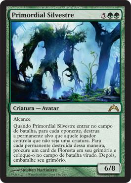Primordial Silvestre
