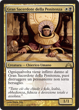 Gran Sacerdote della Penitenza