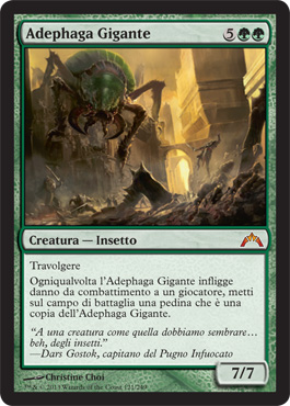 Adephaga Gigante
