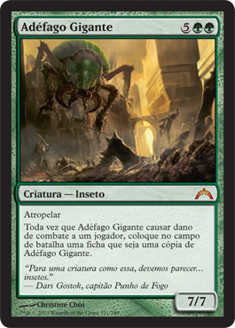 Adéfago Gigante