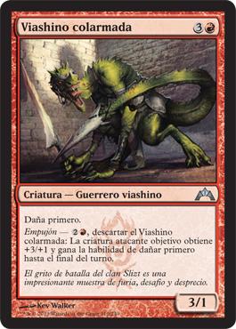 Viashino colarmada