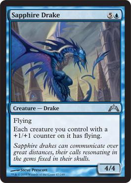 Sapphire Drake